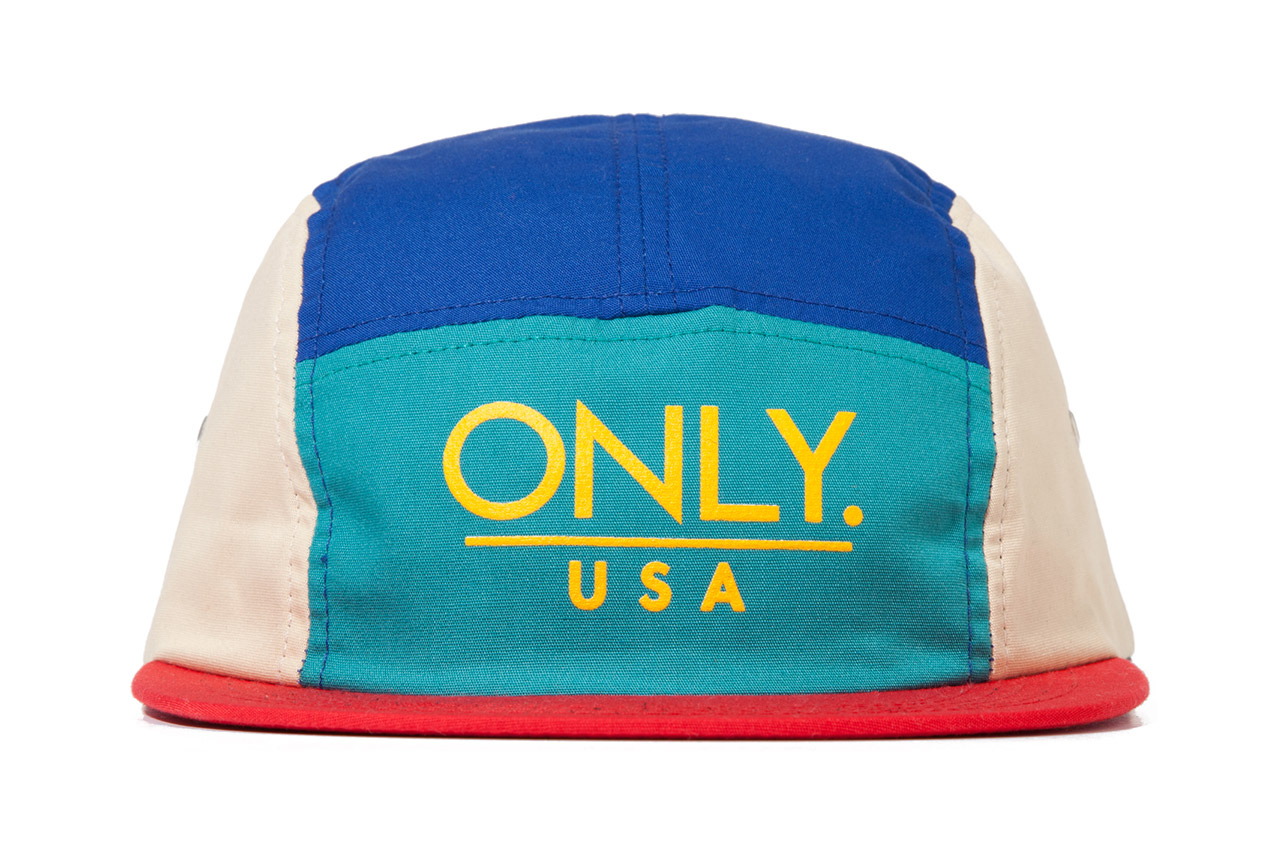 Image of ONLY NY 2012 Fall/Winter 5-Panel Camp Caps