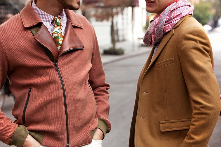 Image of Orley 2012 Holiday Ties Lookbook