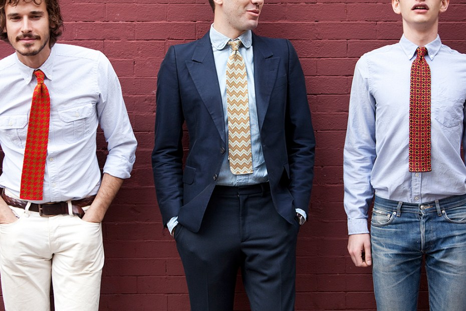 Image of Orley 2012 Holiday Ties Lookbook