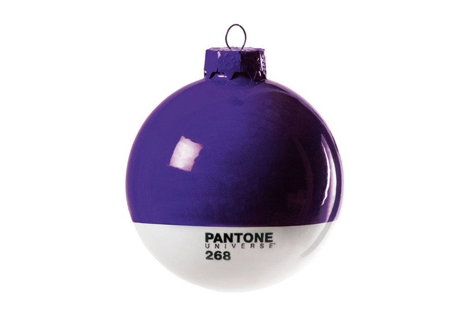 Image of Pantone Christmas Baubles