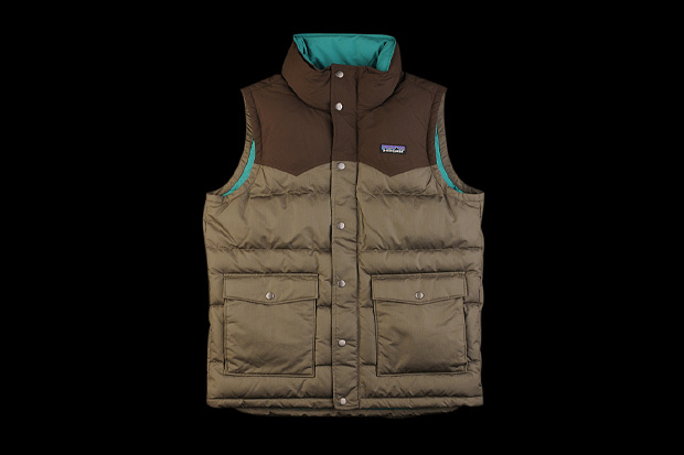 Image of Patagonia Slingshot Down Vest