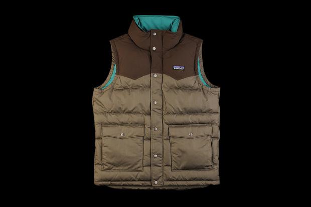 Image of Patagonia Slingshot Down Vest