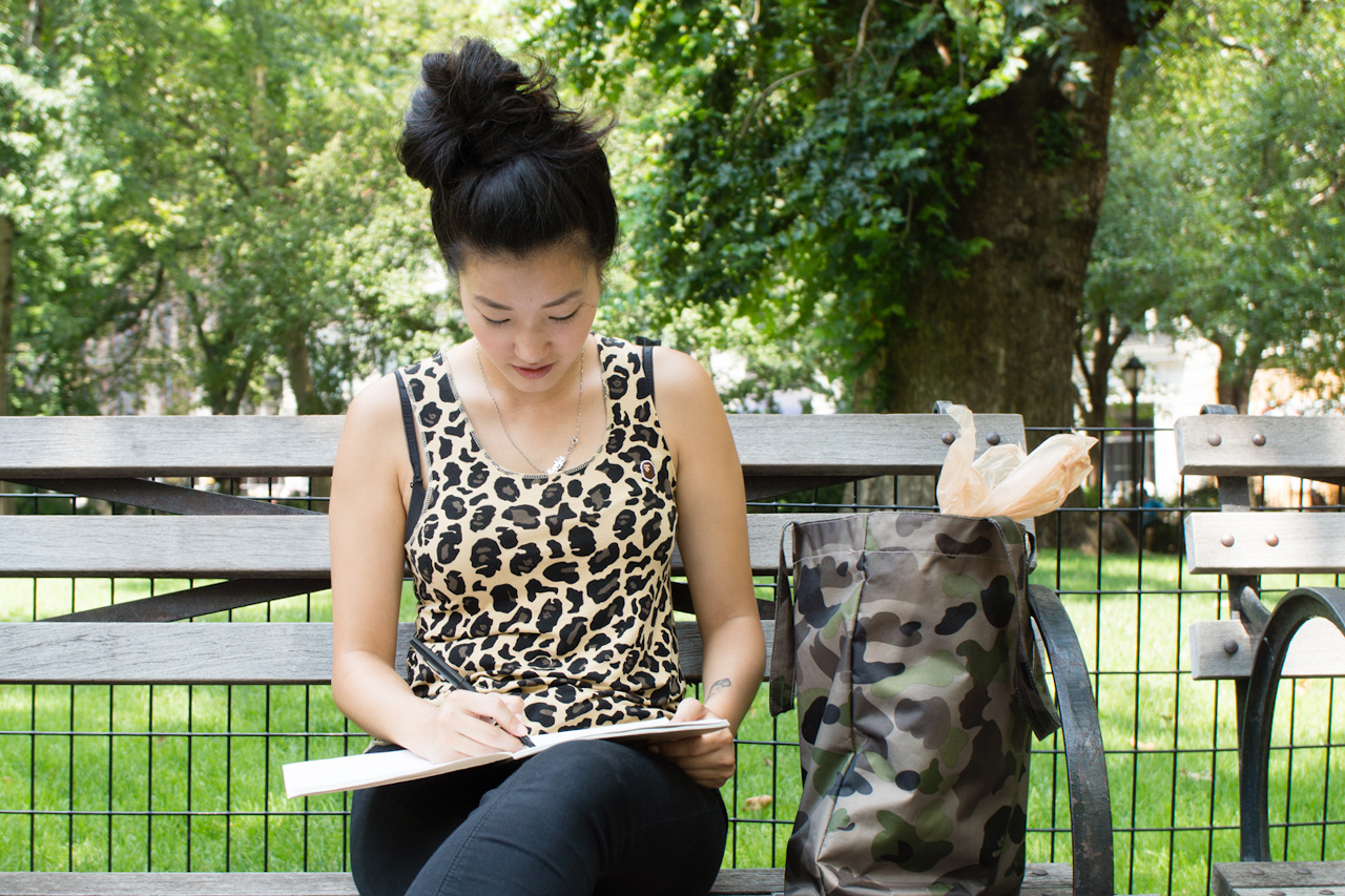 Image of Pen & Paper: Sophia Chang