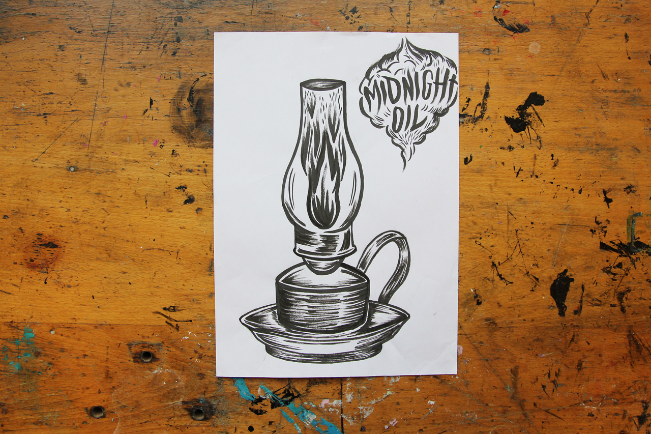 Image of Pen & Paper: Suzi Kemp