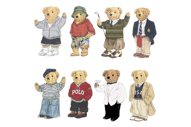 Image of Ralph Lauren to Reintroduce the Polo Bear Sweater