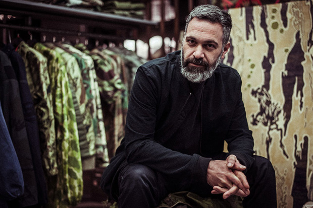 Image of PORT Magazine: Hardy Blechman of maharishi Talks Camouflage