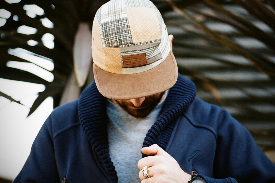 Image of Publish 2012 Holiday Made In USA Headwear Collection