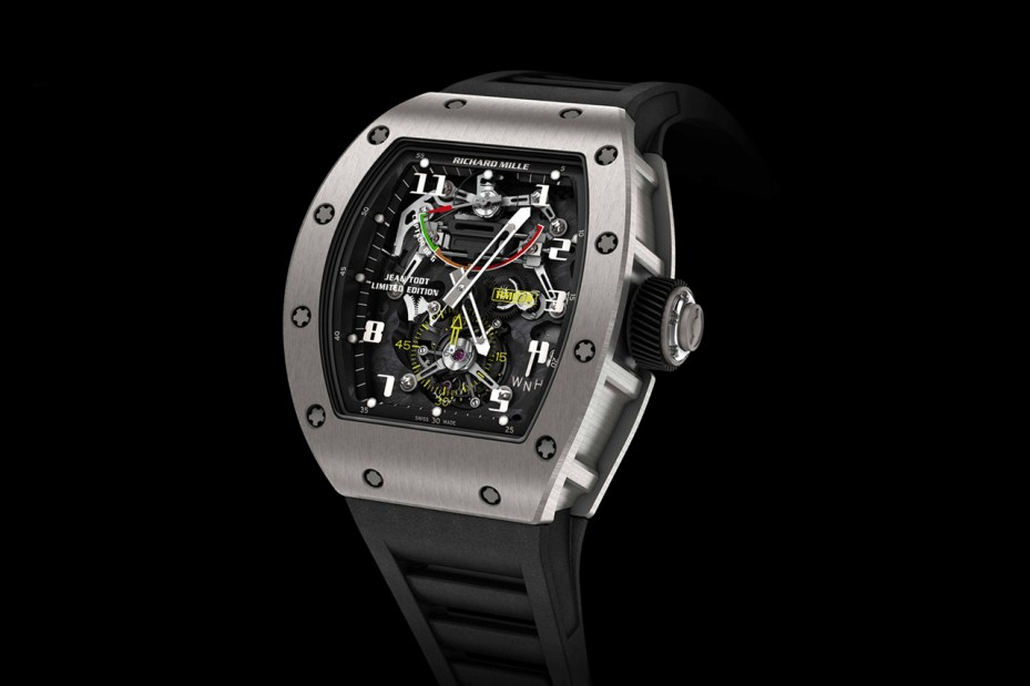 Image of Richard Mille RM036 Tourbillon G-Sensor Limited Edition Jean Todt
