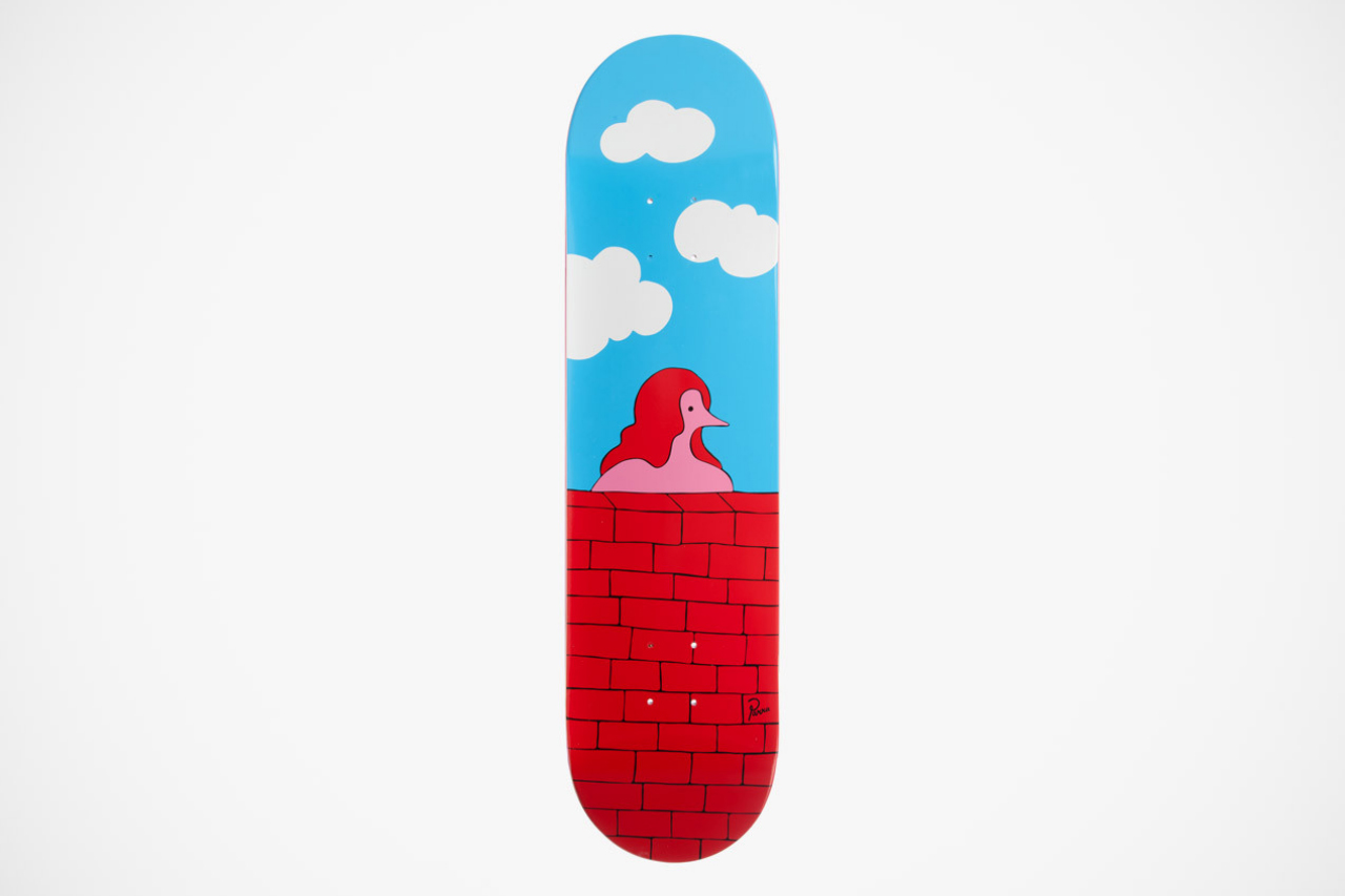 Image of Rockwell by Parra 2012 Fall/Winter Skate Deck