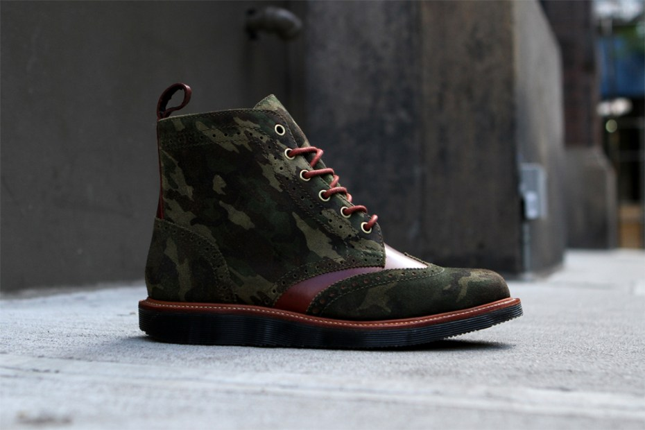 Image of Ronnie Fieg x Dr. Martens 2012 Fall/Winter Capsule Collection Part 2