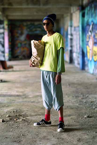 Image of roundabout 2013 Spring/Summer Lookbook