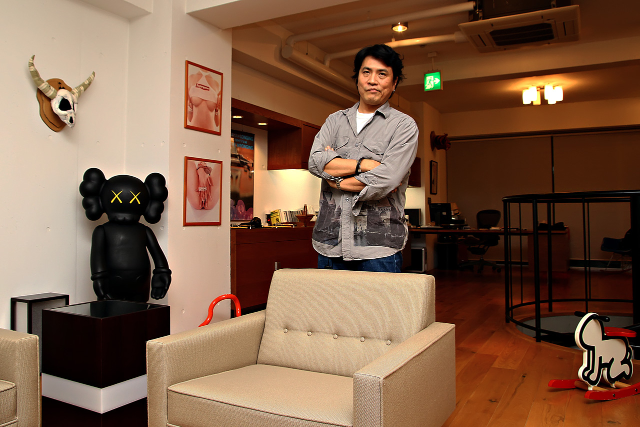 Image of Satoshi Kawashima: 30 Years In Japan's Fashion Industry