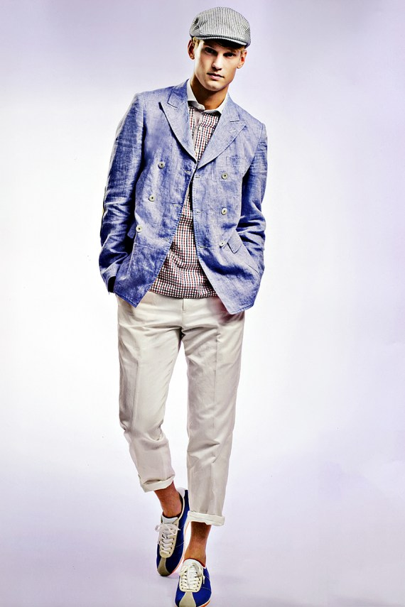 Image of SENSE: COMME des GARCONS JUNYA WATANABE MAN and eYe 2013 Spring/Summer Collection Preview
