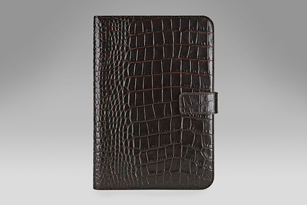 Image of Smythson Mara Collection iPad Mini Case