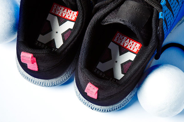 "Image of Sneaker Freaker x SUPRA Owen ""BlueBalls"""