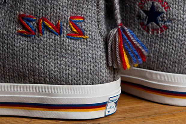 Image of Sneakersnstuff x Converse Chuck Taylor All-Star Preview
