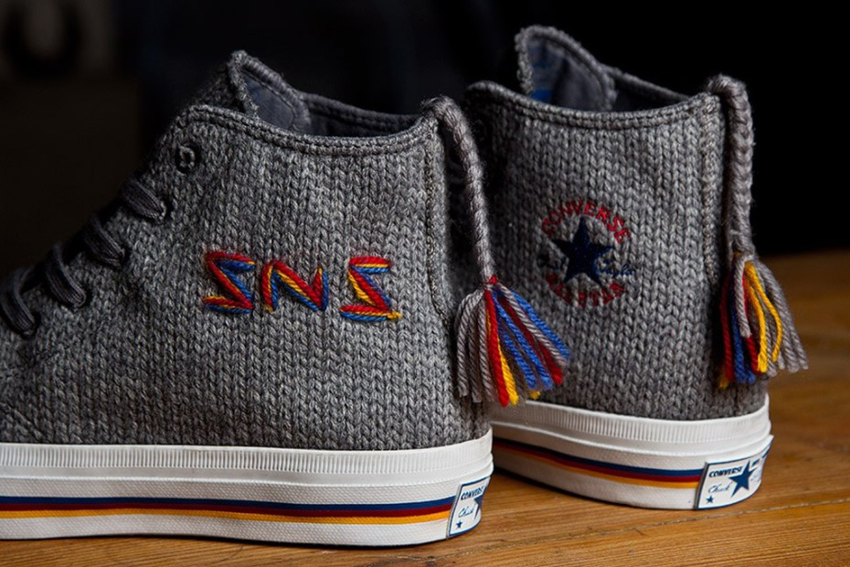 Image of Sneakersnstuff x Converse Lovikka All Star