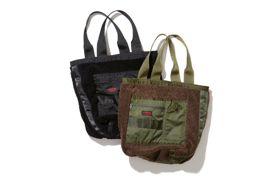 Image of SOPHNET. x BRIEFING N-1 TOTE BAG