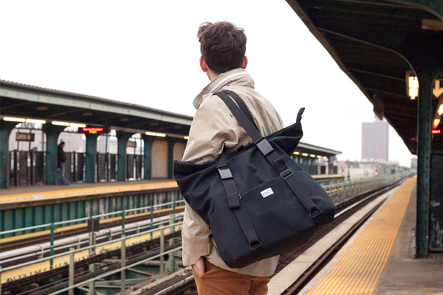 Image of SSCY&#039;s Tack Bag is Their Take on a Convertible Backpack-Totebag