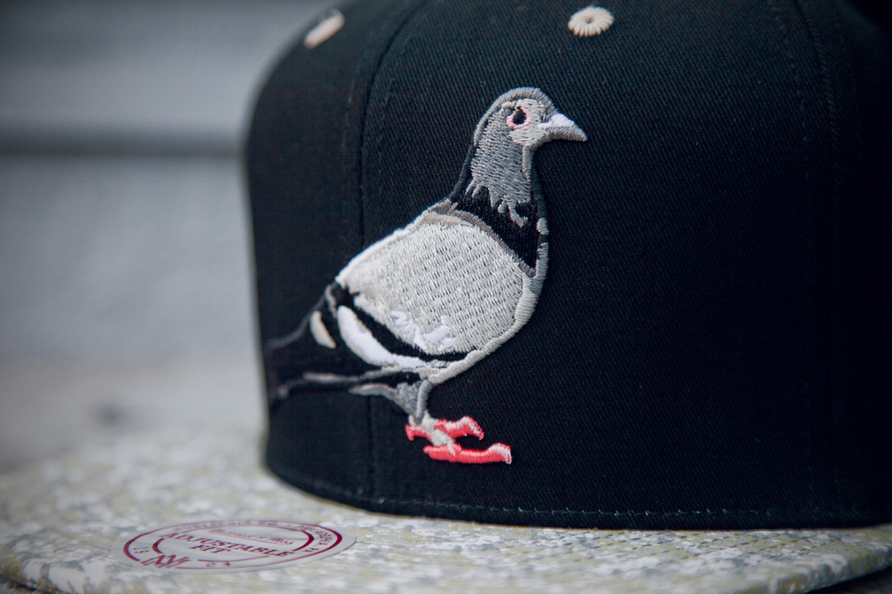 Image of Staple x Mitchell & Ness 2012 Headwear Collection