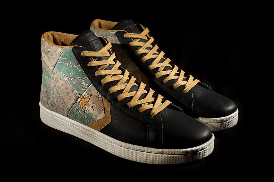 Image of Stussy Chapters for Converse First String Pro Leather