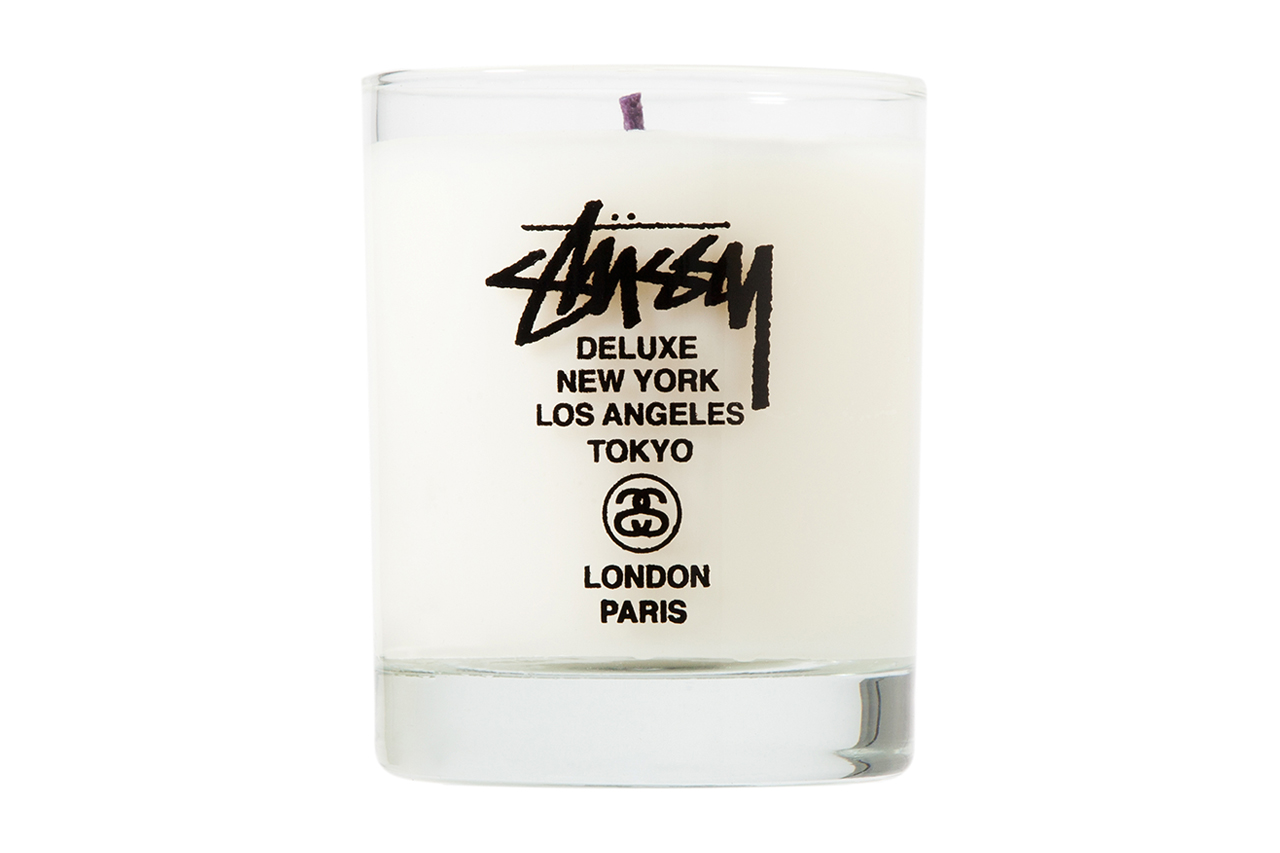 Image of Stussy x Baxter of California 2012 Fig Leaves Candle