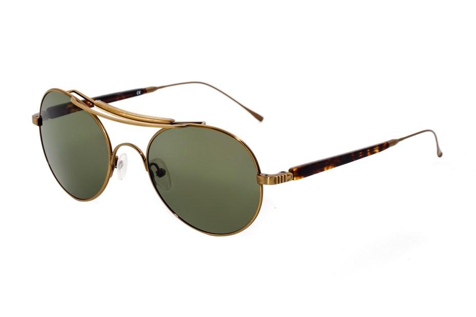 Image of Stussy x Mosley Tribes Aviator Sunglasses