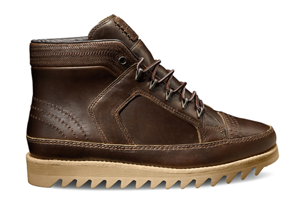 Image of Taka Hayashi x Vans Vault 2012 Holiday TH Sierra Dune LX