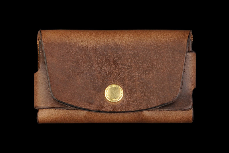 "Image of Tanner Goods ""Saddle Tan"" Cardholder"