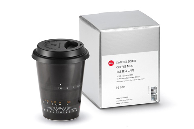 Image of The Most Affordable Way to Own a Leica Is Through These Coffee Cups
