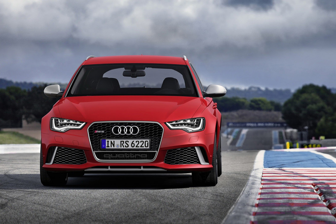 Image of The New Audi RS6 Avant