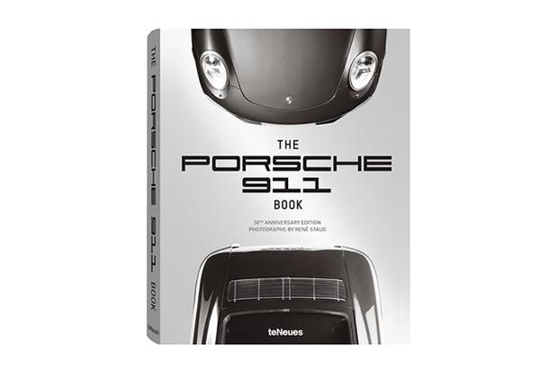 Image of The Porsche 911 Book: 50th Anniversary Edition
