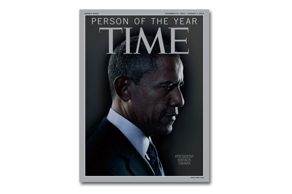 Image of TIME Names President Barack Obama Their Person of the Year