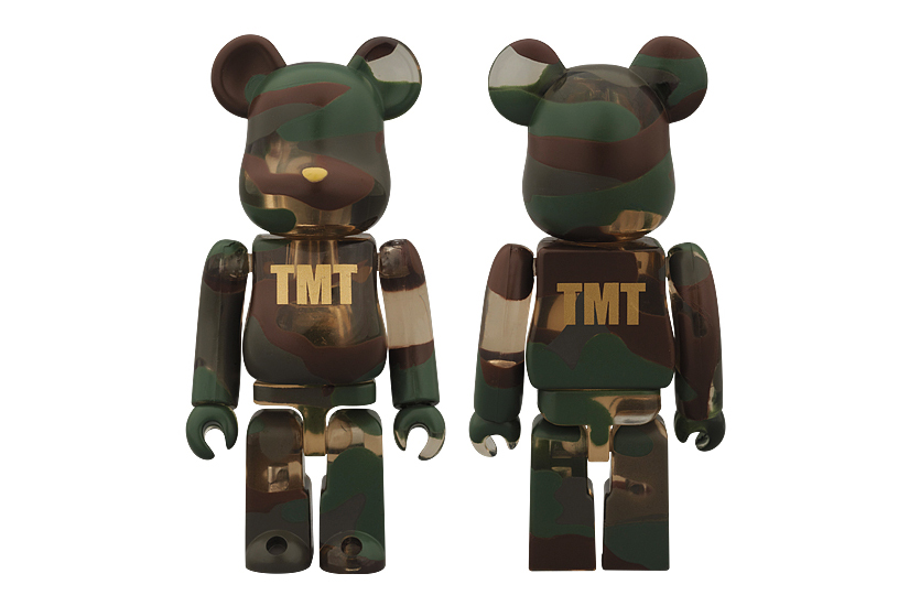 Image of TMT x Medicom Toy Bearbrick