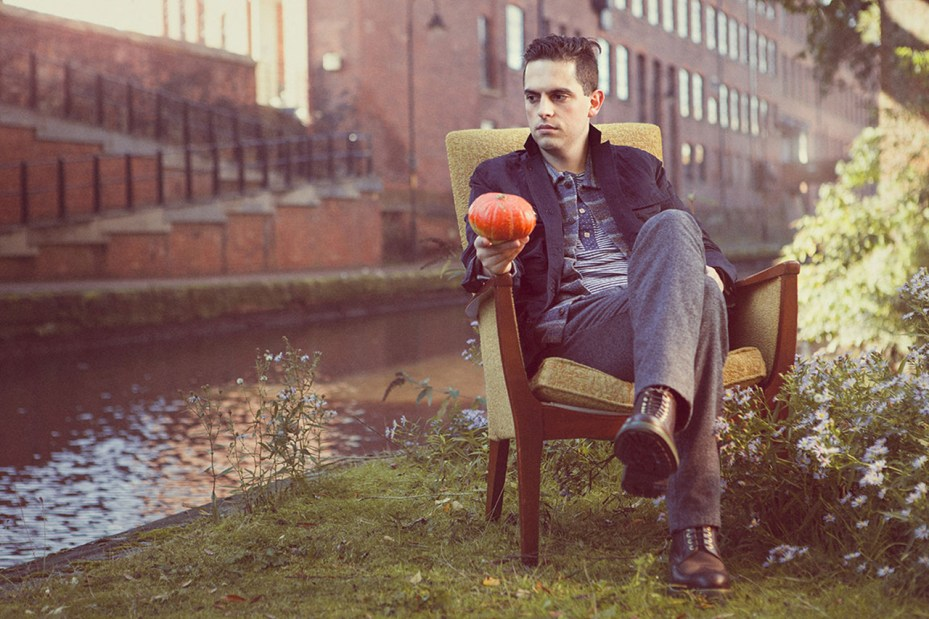 "Image of Togs + Clogs 2012 Holiday ""The Forager"" Lookbook"