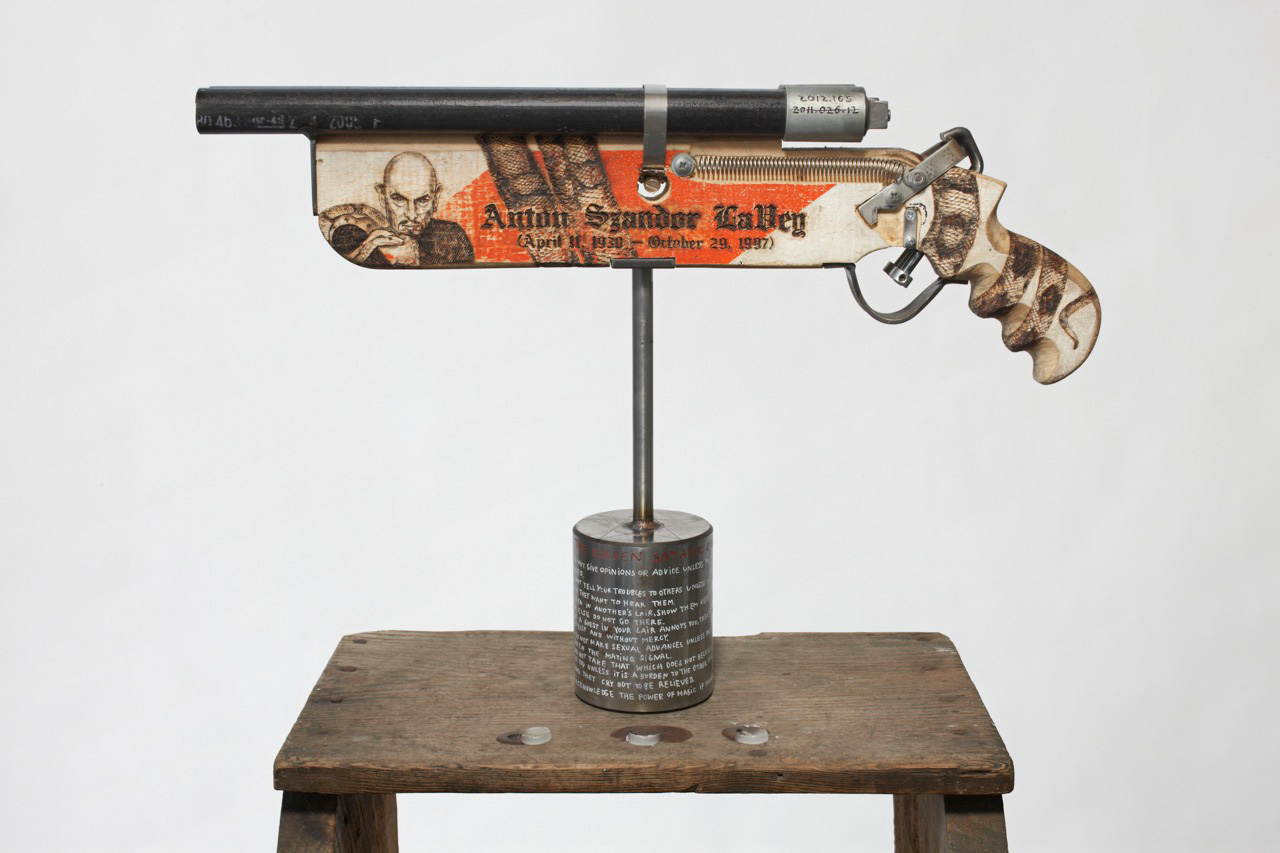 "Image of Tom Sachs ""Nautical challenge and other voodoo"" Exhibition @ Baldwin Gallery"