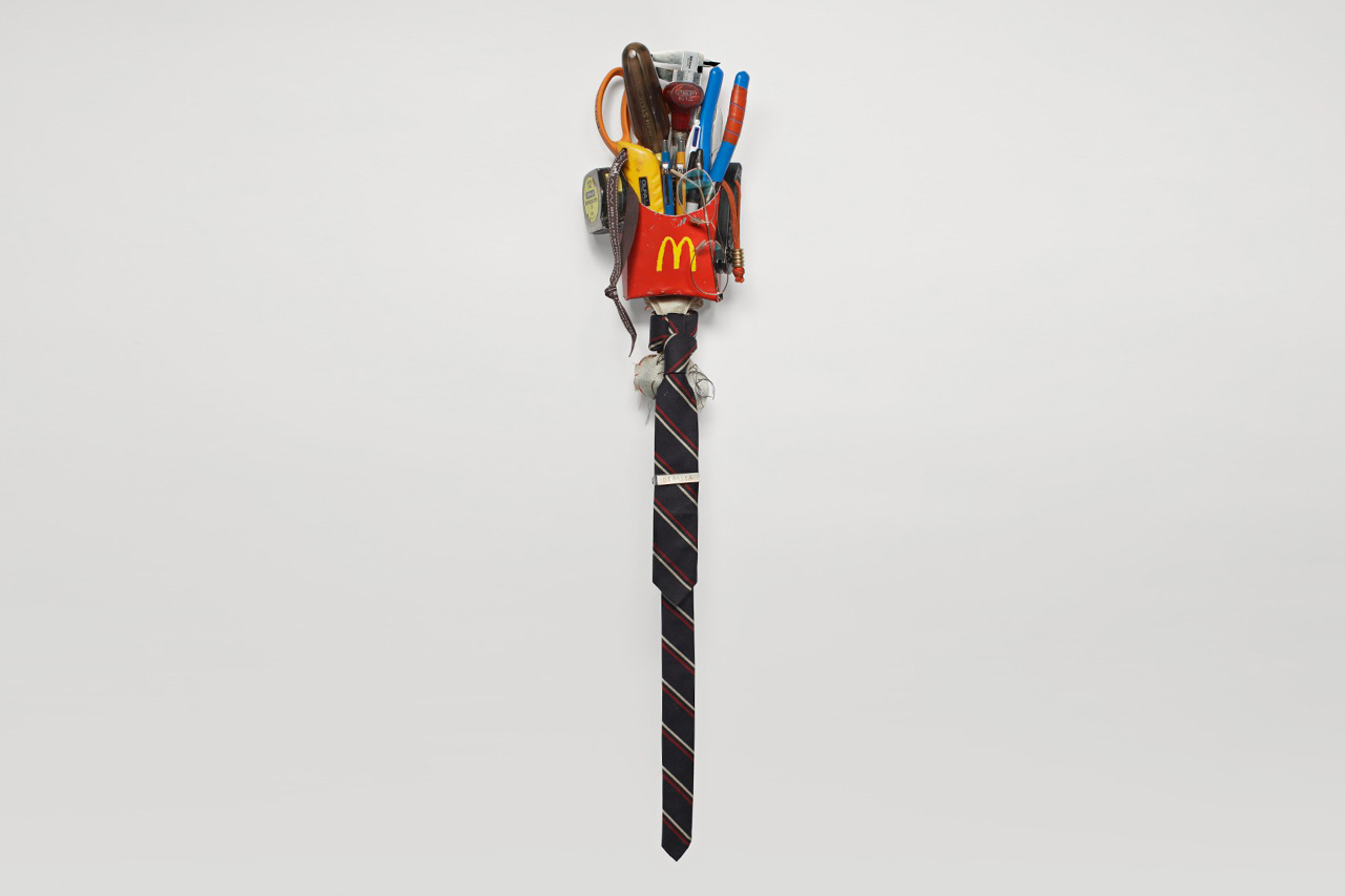"Image of Tom Sachs ""Nautical challenge and other voodoo"" Exhibition @ Baldwin Gallery"