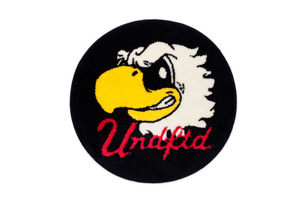 Image of UNDFTD x Gallery 1950 Mascot Eagle Rug