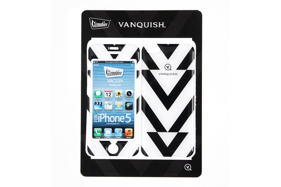 Image of VANQUISH x Gizmobies 2013 Spring/Summer iPhone 5 Protector