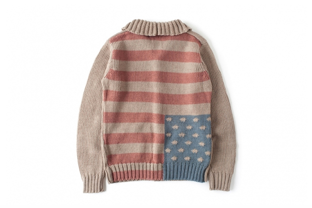 Image of visvim 2012 Fall/Winter STURGIS SWEATER