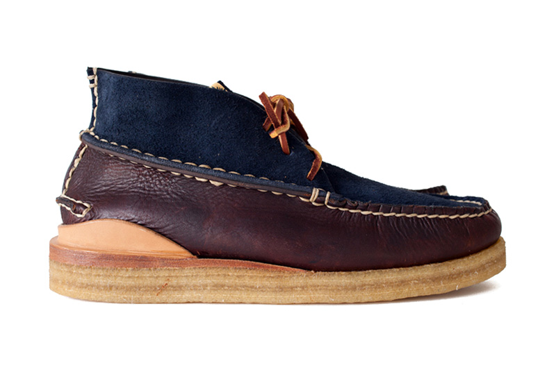 Image of visvim CANOE MOC MID-FOLK