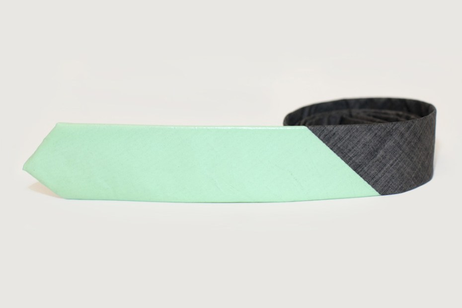 Image of Vulpin NYC Color-Blocked Ties