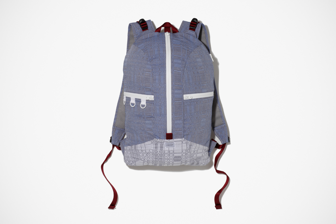 Image of White Mountaineering x Porter 2013 Spring/Summer Collection