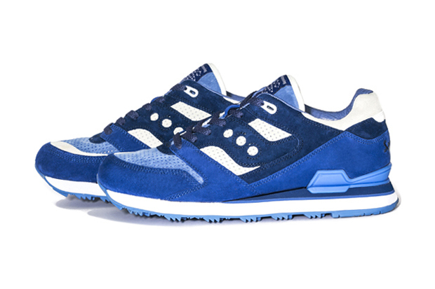 Image of White Mountaineering x Saucony 2013 Spring/Summer Courageous