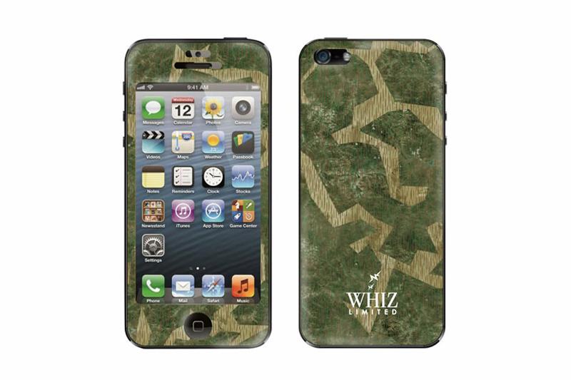 Image of WHIZ x Gizmobies iPhone 5 CAMO Protector