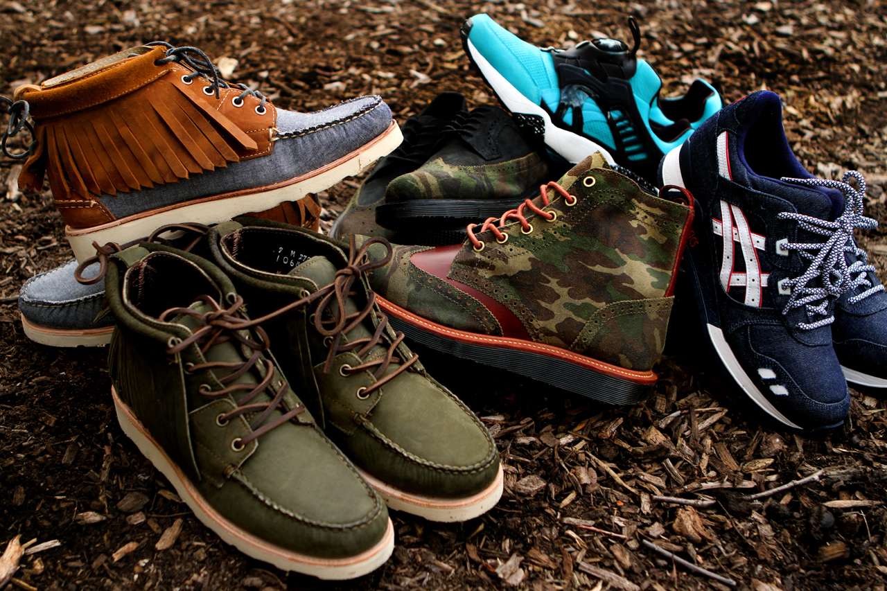 Image of Winner Announcement! Win a $1000 USD Gift Pack from Ronnie Fieg and Kith!