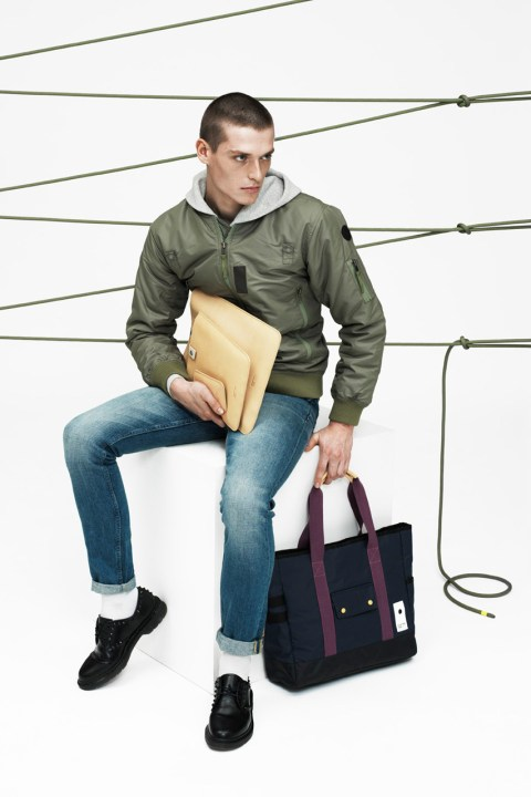 Image of Wood Wood x EASTPAK 2013 Spring/Summer Lookbook