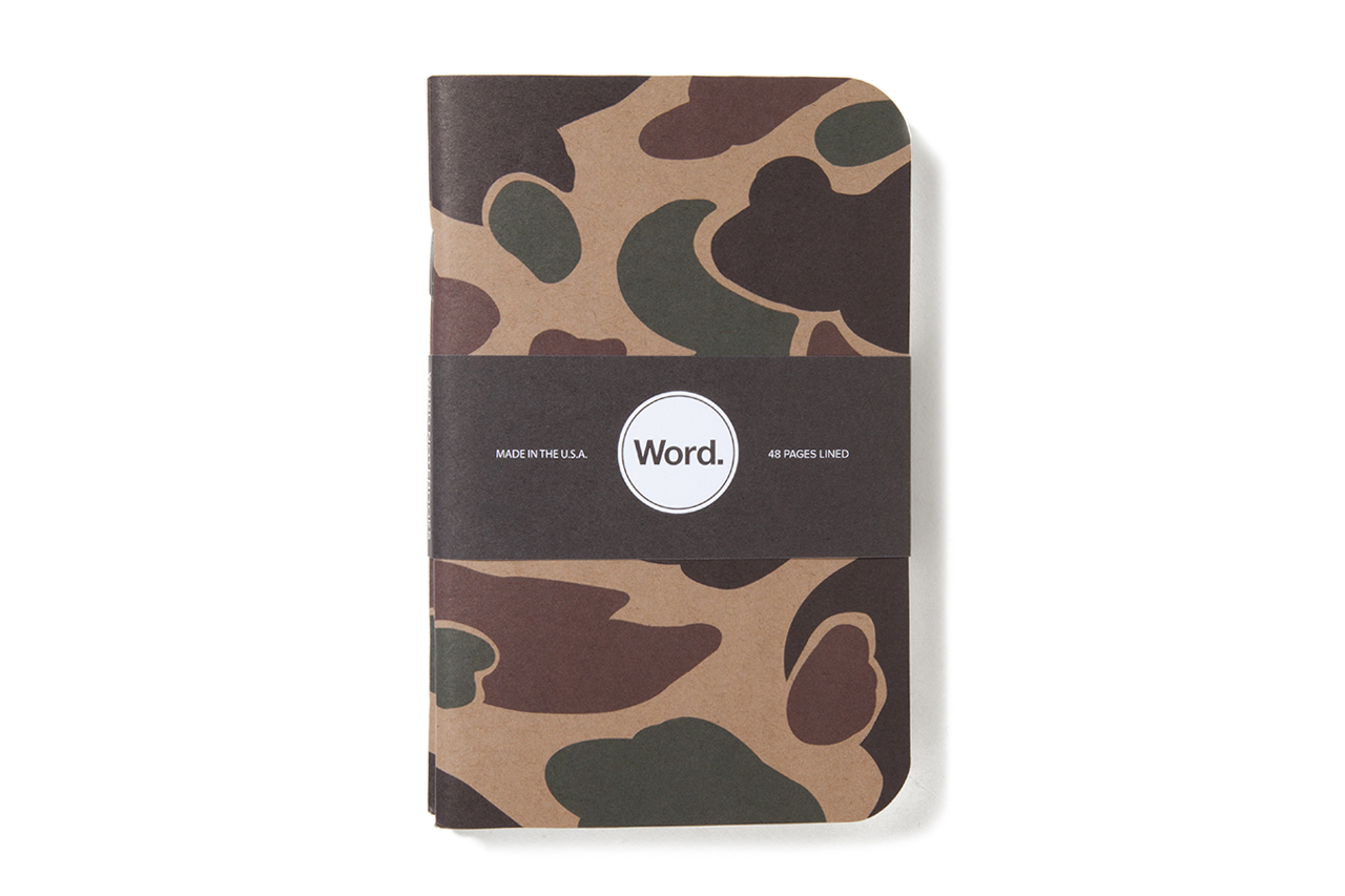 Image of Word. Pocket Notebooks