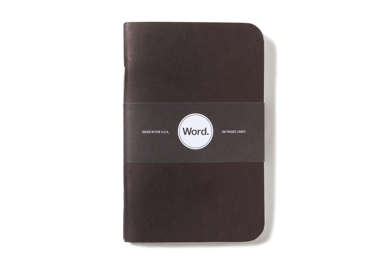 Image of Word. Pocket Notebooks