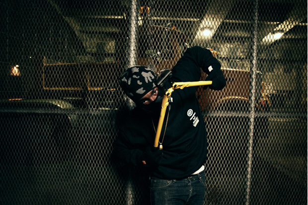 "Image of Akomplice x XLARGE ""Monkey Wrench Gang"" Collection"